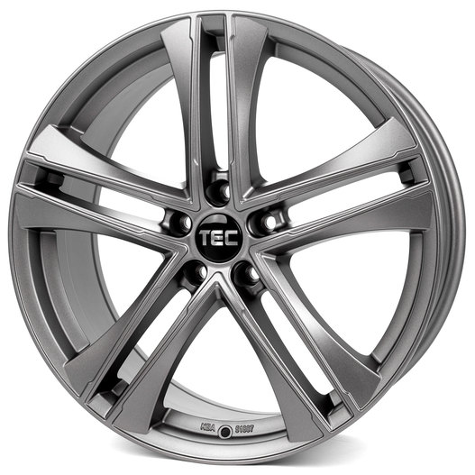 Tec Speedwheels AS4 Evo Gun-Metal