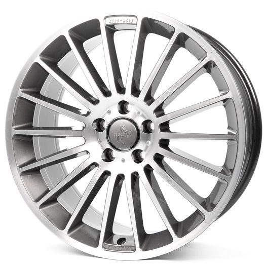 Keskin KT15 Speed palladium front polished