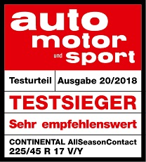 Continental allseasoncontact 2018   test